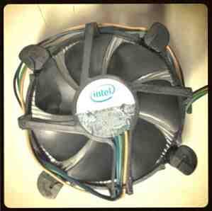 вентилятор процессора