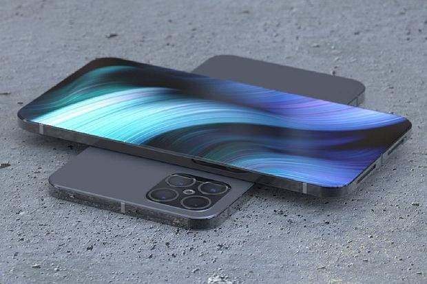 Apple iPhone 14 в титановом корпусе