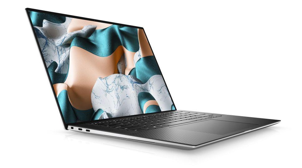 Лучшие ноутбуки Dell 2021: Dell XPS 15