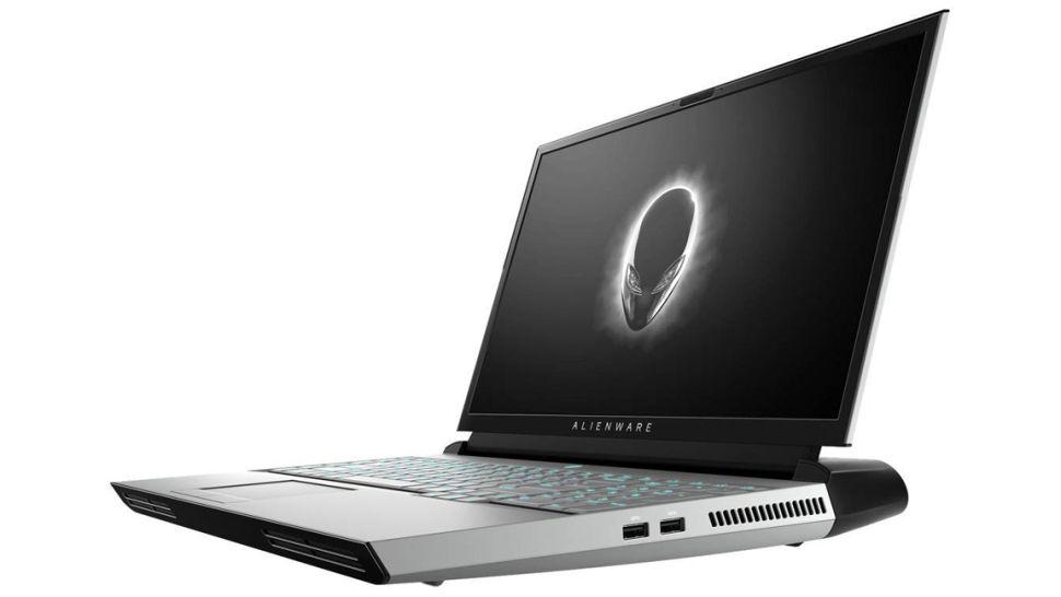 Лучшие ноутбуки Dell 2021: Alienware Area-51m
