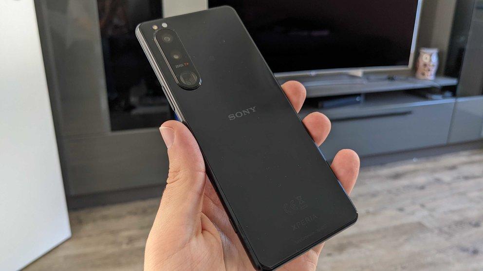 Sony Xperia 5 III в тесте