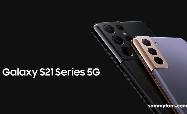 Взлом: Samsung Galaxy S21
