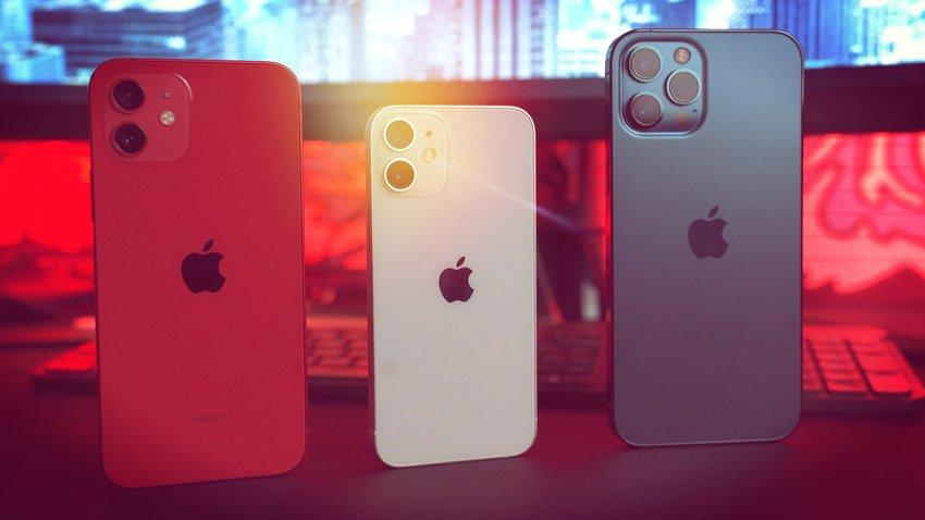 iPhone 13: дилер раскрывает цвета и варианты хранения
