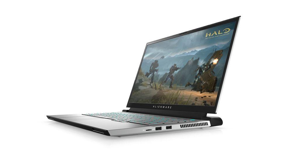 Лучшие ноутбуки Dell 2021: Alienware m17 R4 (2021)